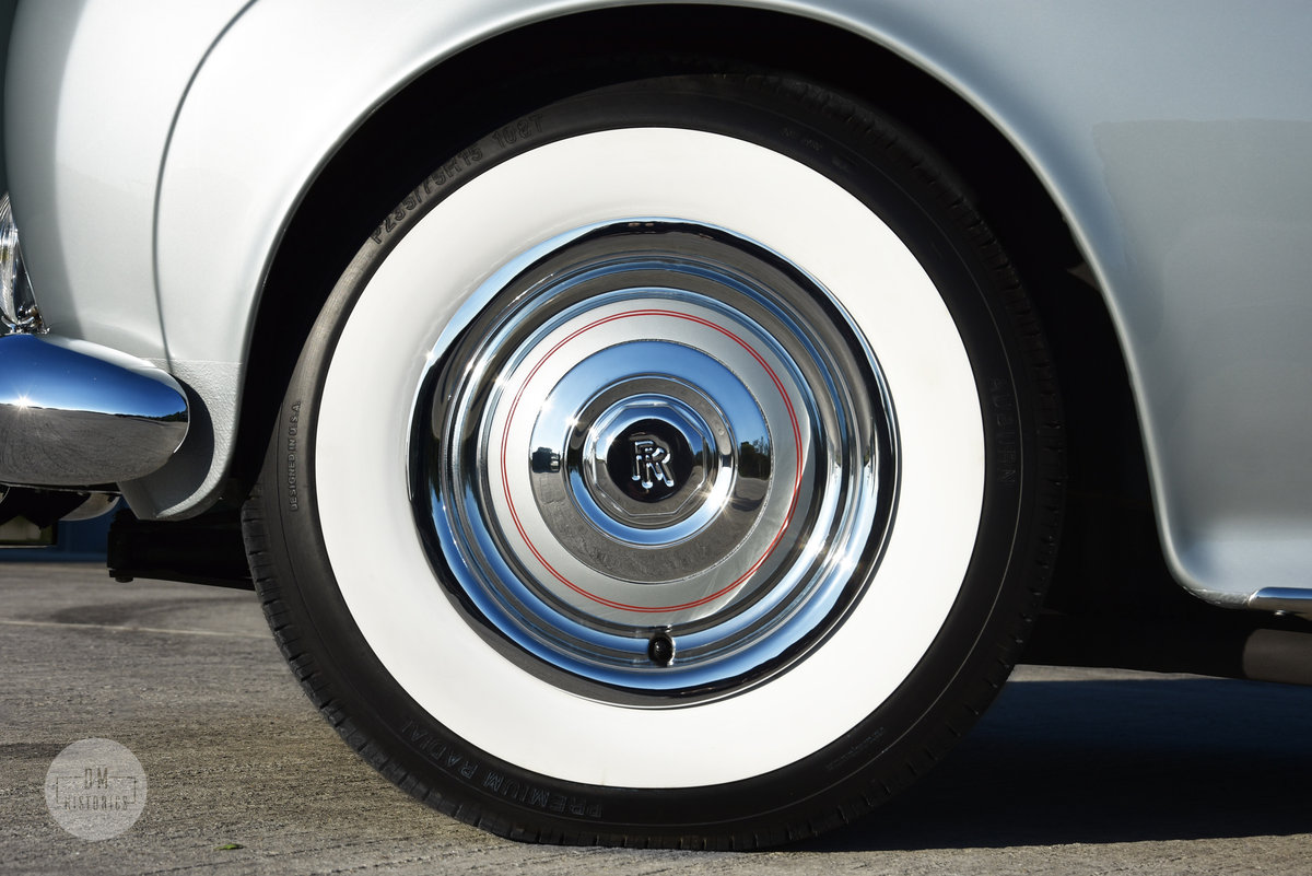 1960 Rolls-Royce Silver Cloud II DHC Restored For Sale (picture 5 of 6)