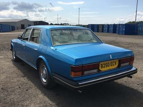 1984 Rolls Royce Silver Spirit II at Morris Leslie Auction SOLD by Auction (picture 2 of 6)