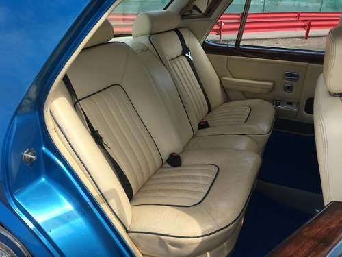 1984 Rolls Royce Silver Spirit II at Morris Leslie Auction SOLD by Auction (picture 4 of 6)