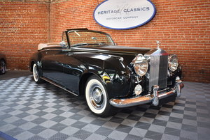 Picture of 1962 Rolls Royce Silver Cloud II Drop Head Coupe SOLD