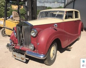 breaking for parts rolls royce wraith 1946 For Sale