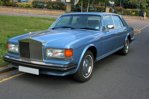 1985 Rolls-Royce Silver Spirit For Sale