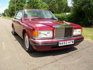 1996 ROLLS-ROYCE SILVER SPIRIT For Sale