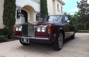 1977 Rolls-Royce Silver Wraith II For Sale