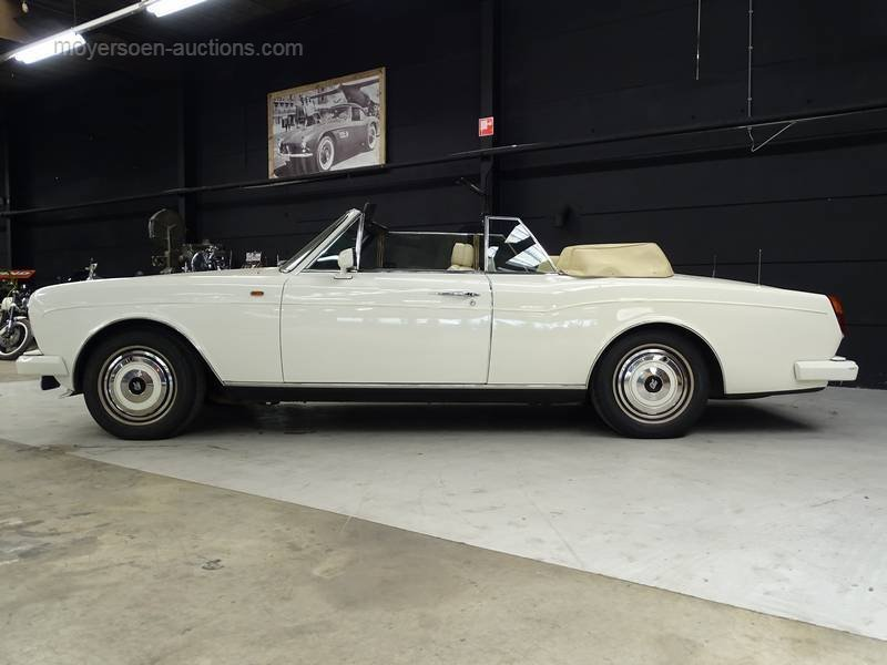 1988 ROLLS-ROYCE Corniche For Sale by Auction (picture 2 of 6)