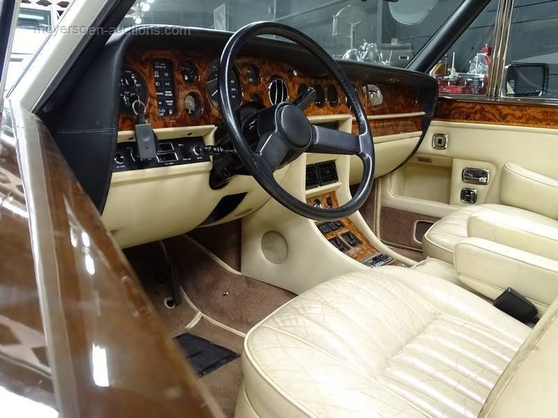 1988 ROLLS-ROYCE Corniche For Sale by Auction (picture 6 of 6)