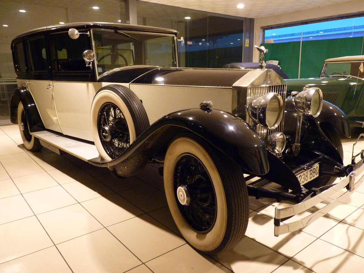 Rolls Royce Phantom II 1929 For Sale (picture 1 of 6)