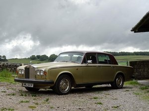 1980 Rolls-Royce Silver Shadow II For Sale by Auction