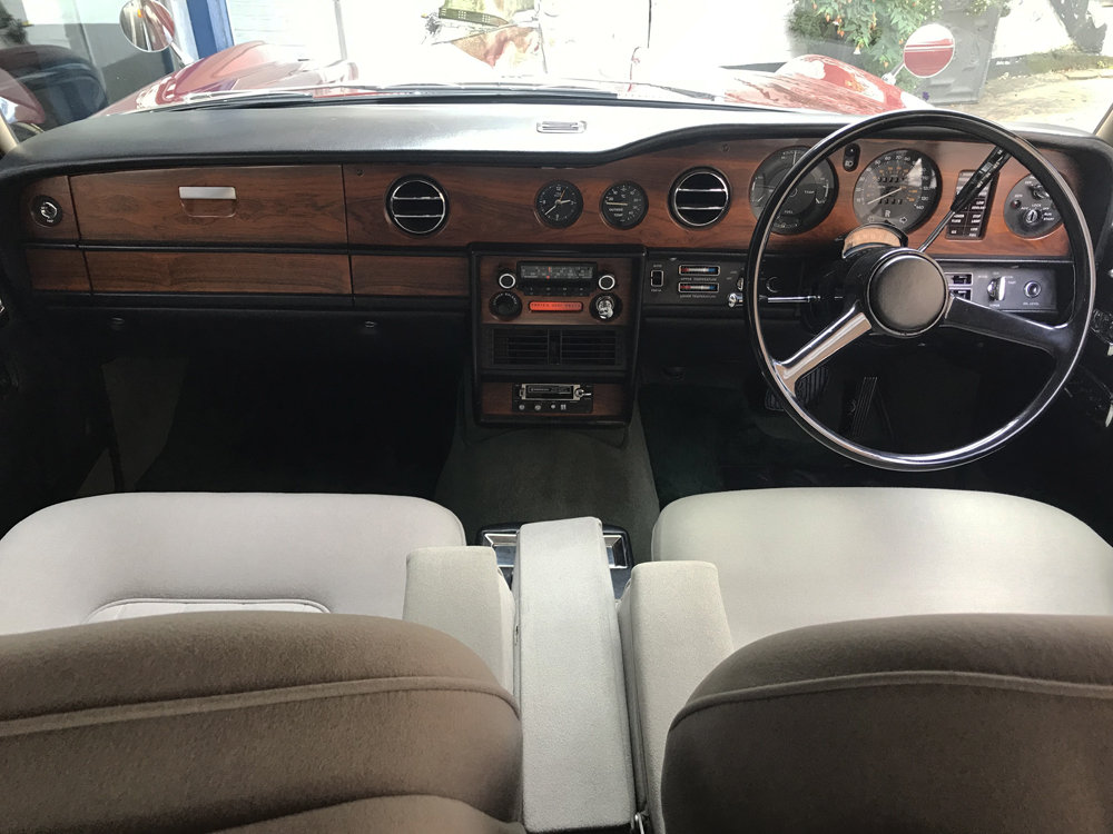 1980 Rolls-Royce Silver Wraith II ex HRH Princess Margaret SOLD (picture 2 of 12)