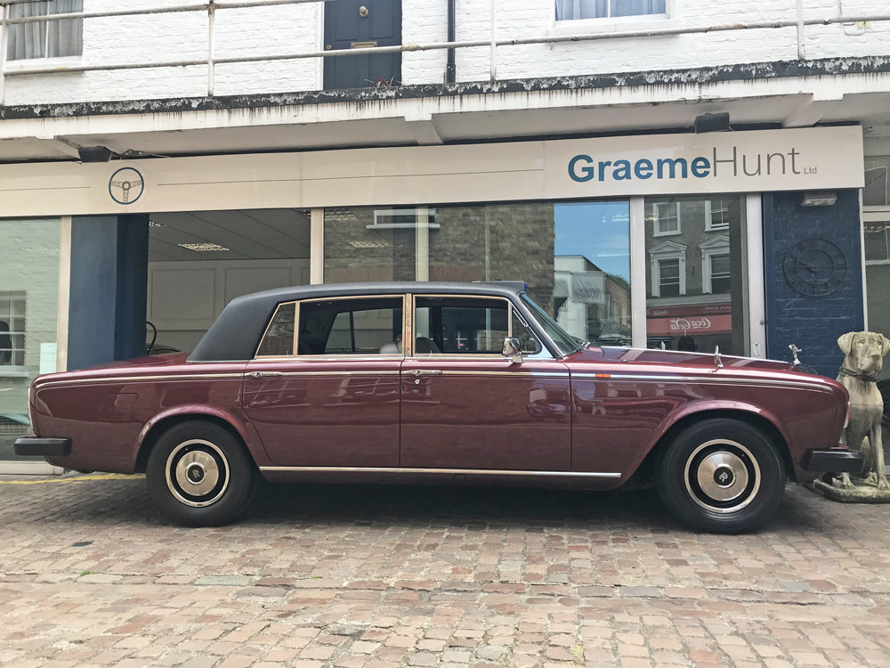 1980 Rolls-Royce Silver Wraith II ex HRH Princess Margaret SOLD (picture 3 of 12)