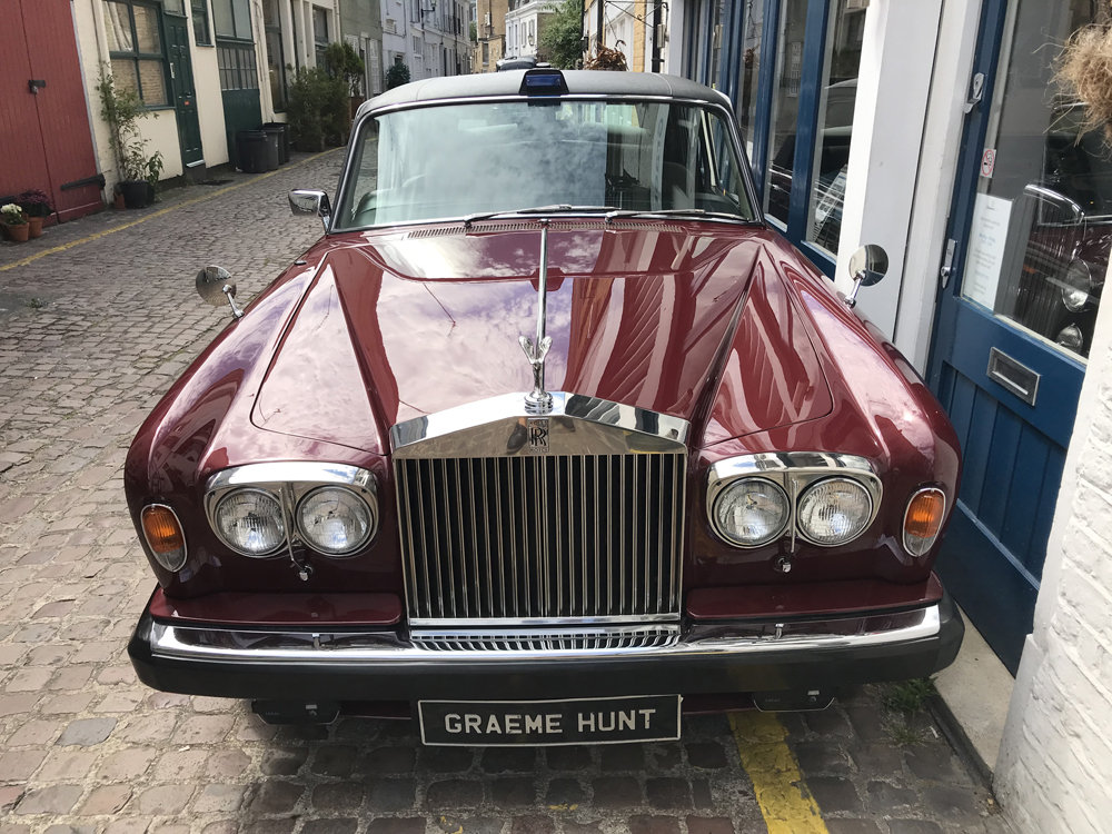 1980 Rolls-Royce Silver Wraith II ex HRH Princess Margaret SOLD (picture 5 of 12)