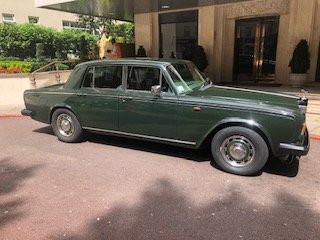 1980 Rolls-Royce Silver Shadow 11 For Sale