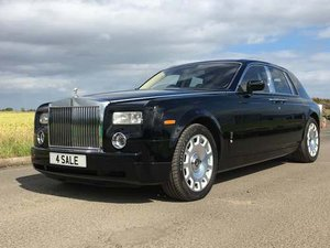 2006 Rolls Royce Phantom at Morris Leslie Auction 17th August