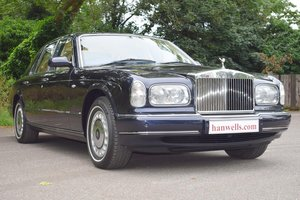 2000 W Rolls Royce Silver Seraph in Amethyst For Sale