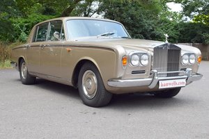 1969 Rolls Royce Silver Shadow in Silver Sand For Sale