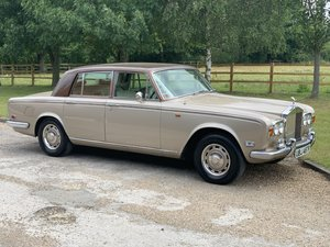 1977 Rolls Royce Silver shadow 1 SOLD
