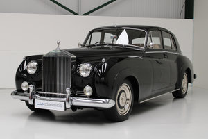 1961 Rolls Royce Silver Cloud II RHD Restored