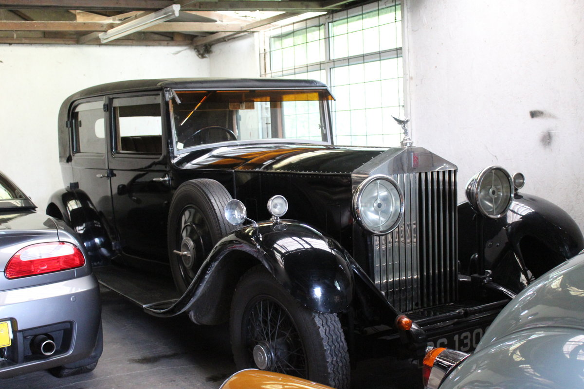 1932 Rolls Royce 20/25  by Park Ward  Chassis  GKT-19 SOLD (picture 1 of 6)