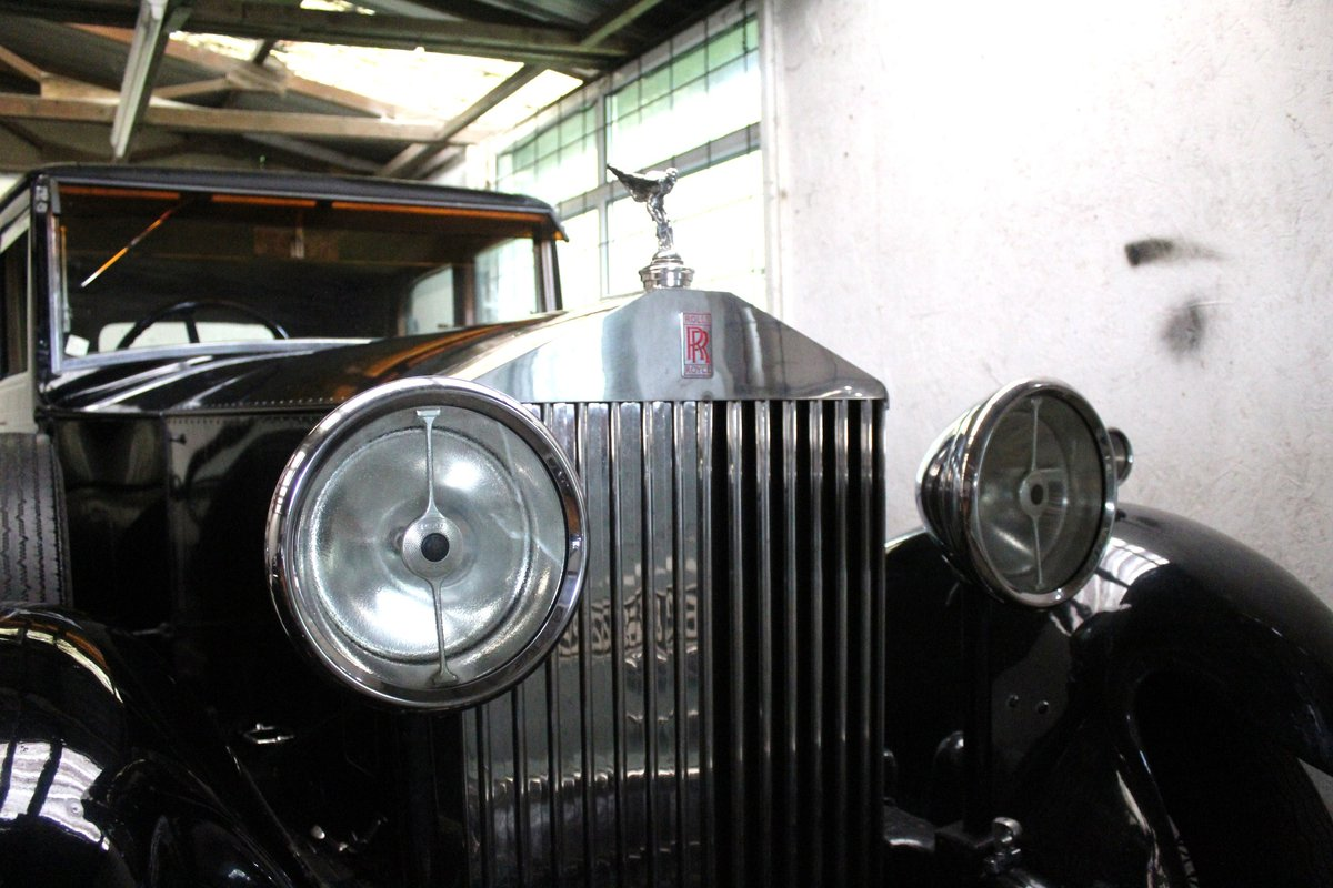 1932 Rolls Royce 20/25  by Park Ward  Chassis  GKT-19 SOLD (picture 2 of 6)