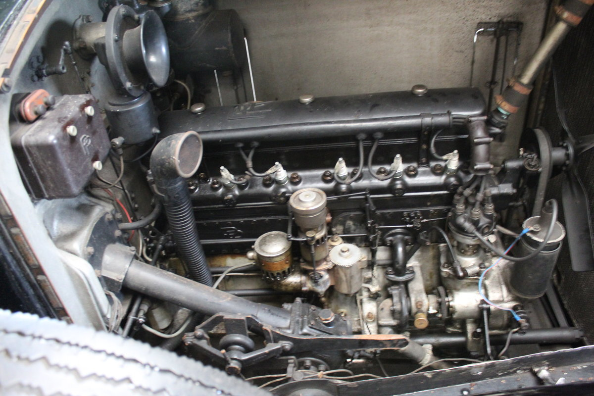 1932 Rolls Royce 20/25  by Park Ward  Chassis  GKT-19 SOLD (picture 6 of 6)