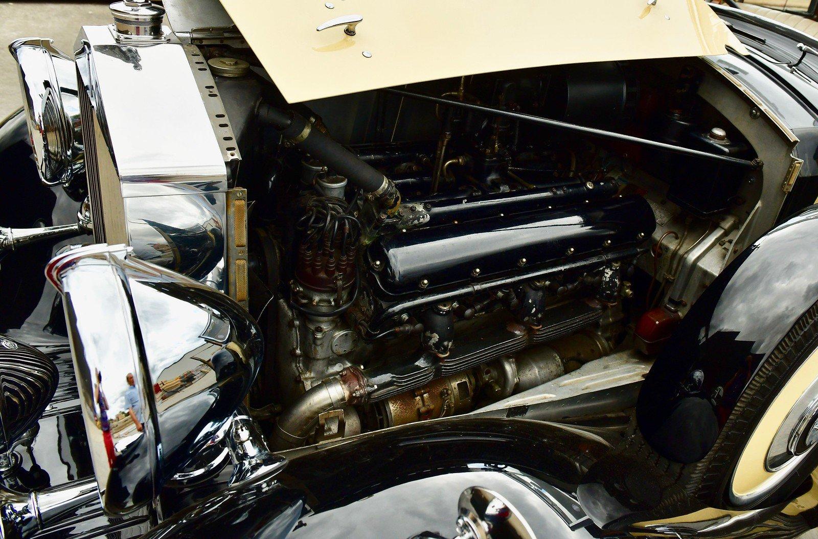 1937 Rolls Royce Phantom 3 Barker Razor Edge Sedanca For Sale (picture 6 of 6)