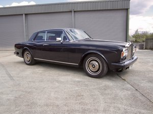 1984 Rolls Royce Corniche FHC 5000 Series For Sale