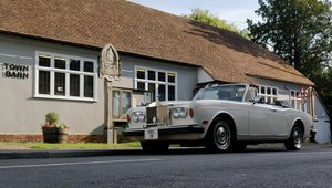 1980 1981 Rolls-Royce Corniche Convertible LHD FI For Sale