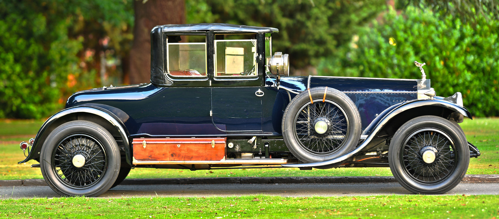 1923 Rolls Royce Silver Ghost Barker 3/4 Cabriolet For Sale (picture 2 of 6)