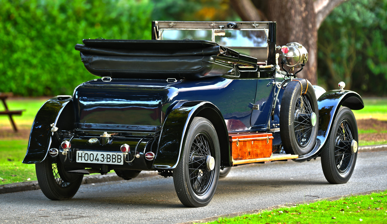 1923 Rolls Royce Silver Ghost Barker 3/4 Cabriolet For Sale (picture 3 of 6)