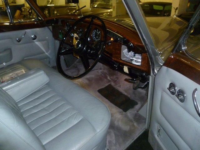 1962 Rolls-Royce Silver Cloud 11 convertible For Sale (picture 3 of 3)