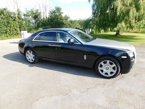 2012 ROLLS ROYCE GHOST, RR WARRANTY 12/20 + 2 FREE SERVICES