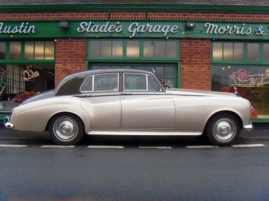 1965 Rolls Royce Silver Cloud III For Sale (picture 1 of 4)