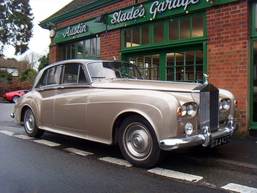 1965 Rolls Royce Silver Cloud III For Sale (picture 2 of 4)