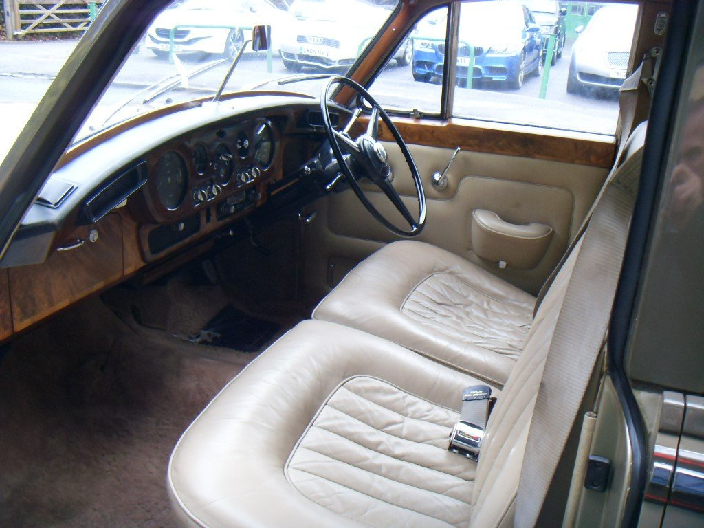 1965 Rolls Royce Silver Cloud III For Sale (picture 4 of 4)