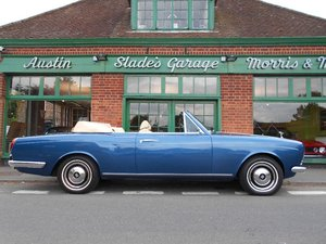 1973 Rolls Royce Corniche Convertible  For Sale