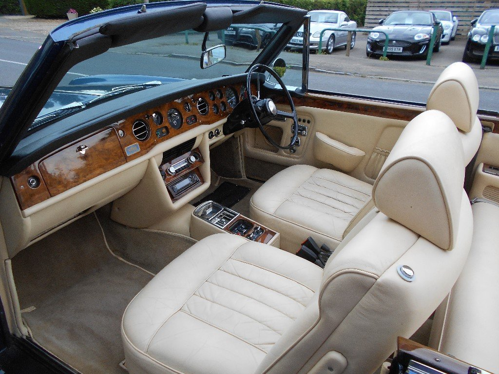 1973 Rolls Royce Corniche Convertible  For Sale (picture 4 of 4)