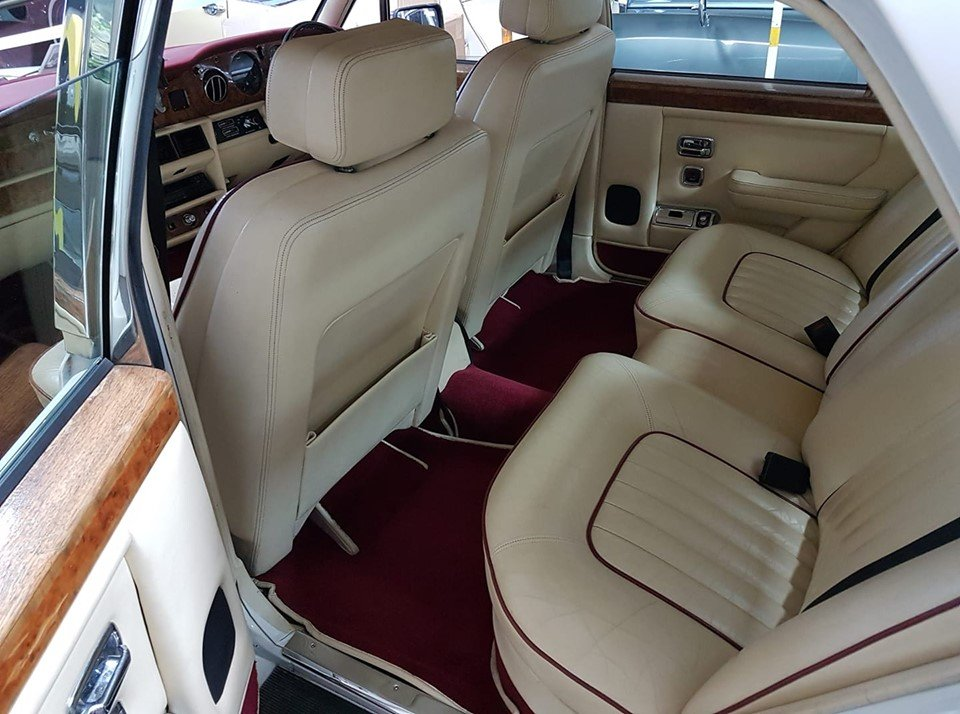 1986 Rolls Royce Silver Spirit For Sale (picture 5 of 6)