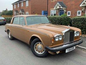 1977 Rolls royce silver shadow ii (2) 6.8l Classic