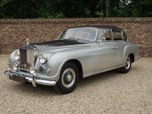 1952 Rolls Royce Silver Dawn One Off Ghia