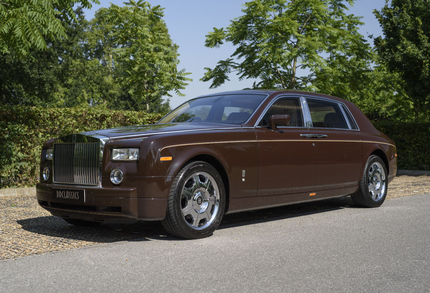 2008 Rolls-Royce Phantom Extended Wheel Base For Sale In Lon For Sale (picture 1 of 24)