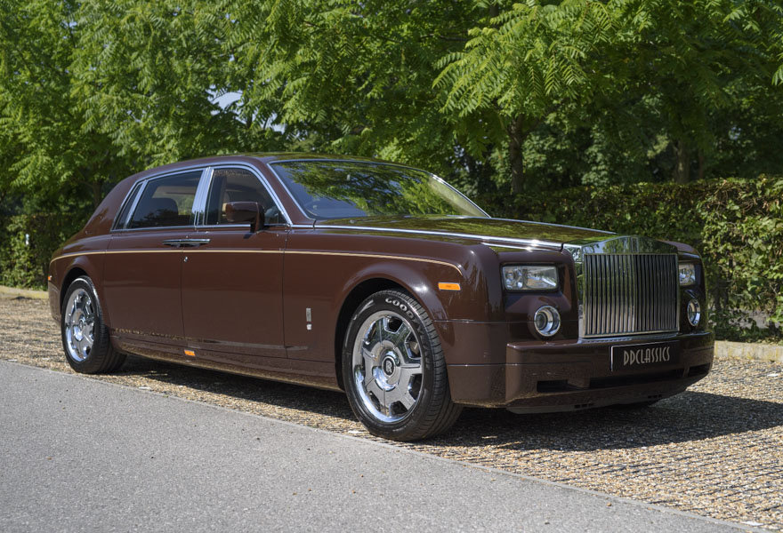 2008 Rolls-Royce Phantom Extended Wheel Base For Sale In Lon For Sale (picture 2 of 24)