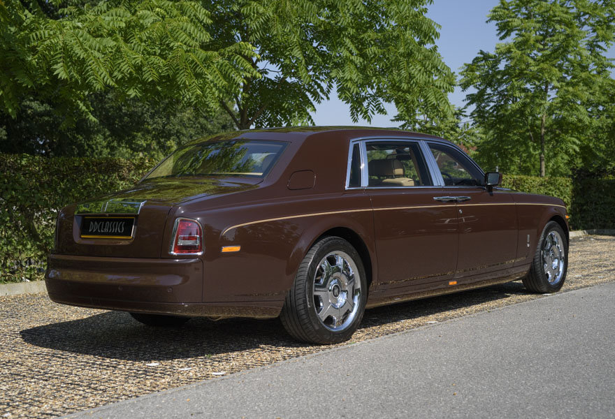 2008 Rolls-Royce Phantom Extended Wheel Base For Sale In Lon For Sale (picture 3 of 24)