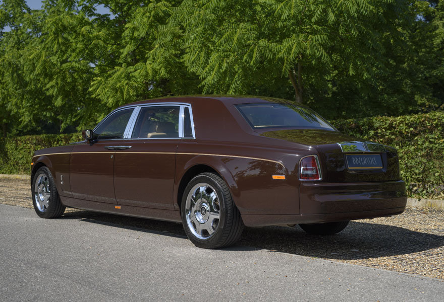 2008 Rolls-Royce Phantom Extended Wheel Base For Sale In Lon For Sale (picture 4 of 24)