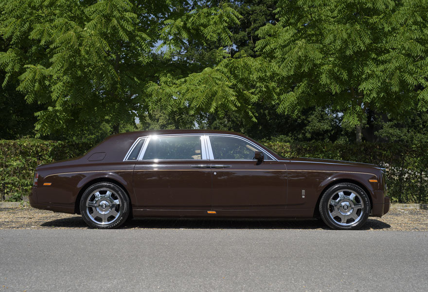 2008 Rolls-Royce Phantom Extended Wheel Base For Sale In Lon For Sale (picture 5 of 24)