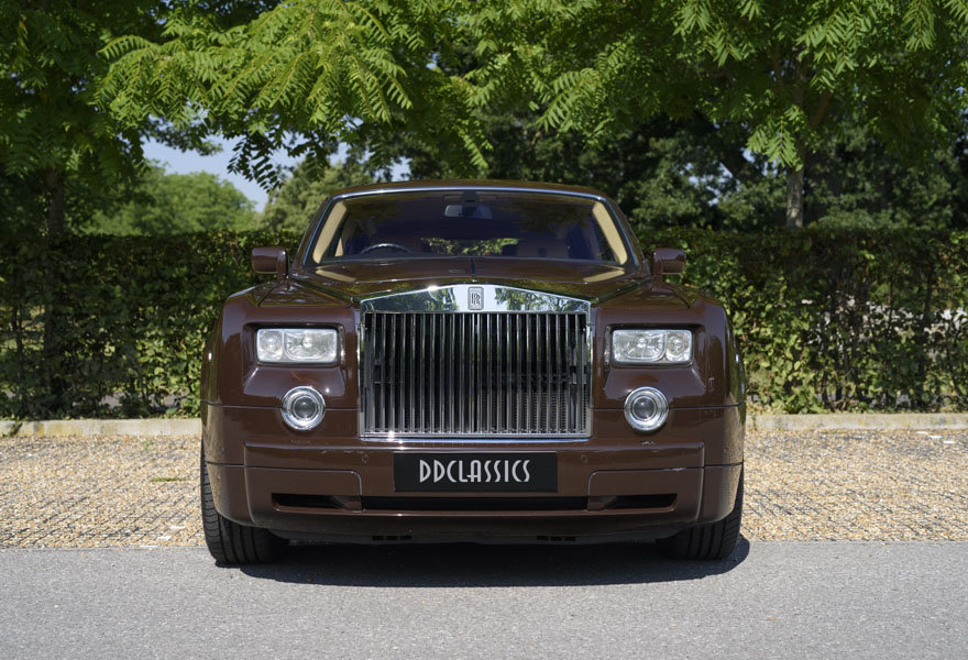 2008 Rolls-Royce Phantom Extended Wheel Base For Sale In Lon For Sale (picture 7 of 24)