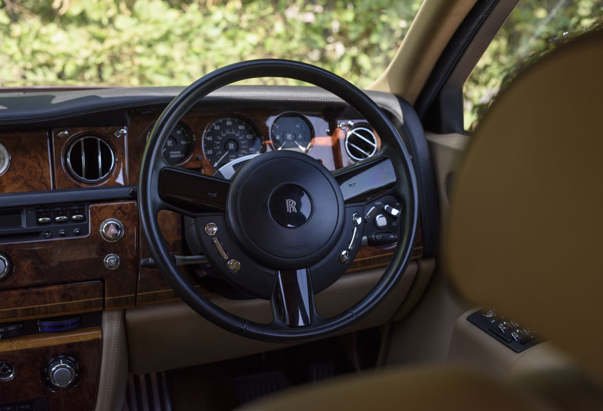 2008 Rolls-Royce Phantom Extended Wheel Base For Sale In Lon For Sale (picture 9 of 24)