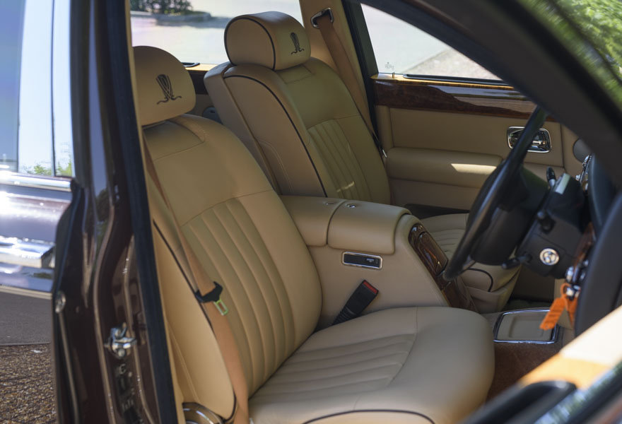 2008 Rolls-Royce Phantom Extended Wheel Base For Sale In Lon For Sale (picture 14 of 24)
