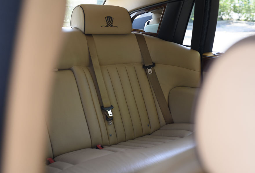 2008 Rolls-Royce Phantom Extended Wheel Base For Sale In Lon For Sale (picture 17 of 24)