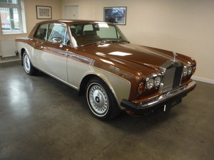 1981 Rolls-Royce Corniche 2 door Coupe