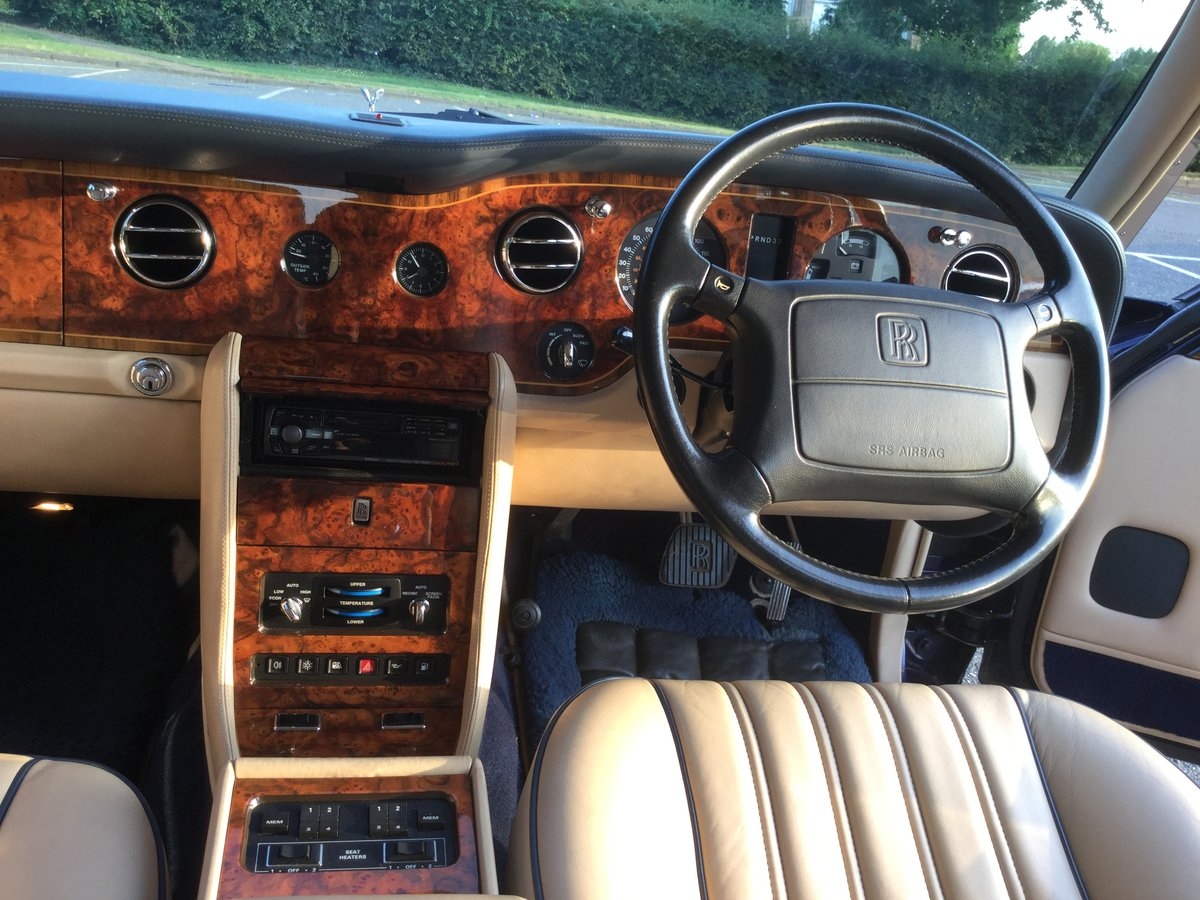 1997 rolls royce silver dawn lwb For Sale (picture 5 of 6)